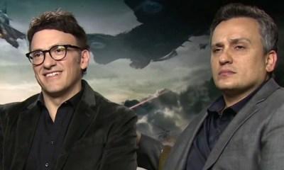 Directores de 'Avengers'