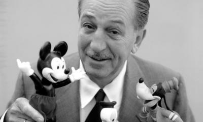 cumpleaños de Walt Disney