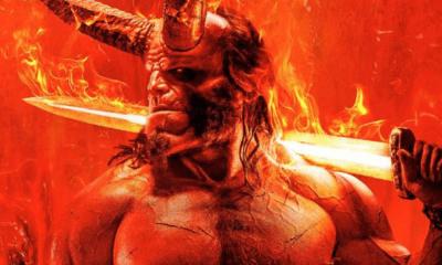 nuevo póster de 'Hellboy'