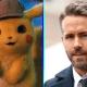 Ryan Reynolds y Pikachu