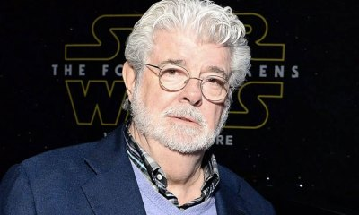 George Lucas es la celebridad más rica