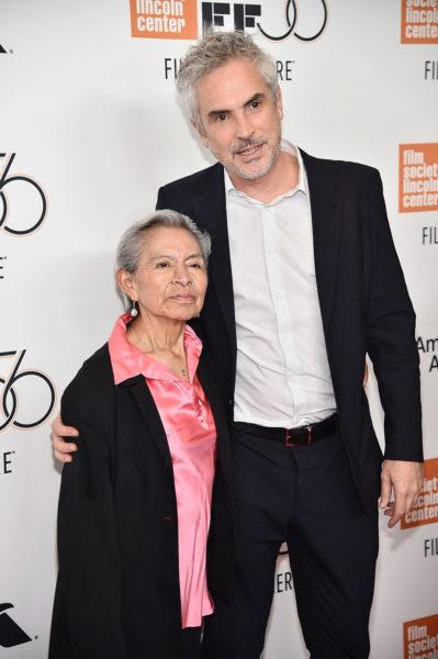 ¿Quién es Cleo de 'Roma' de Alfonso Cuarón en la vida real? GettyImages-1046822748