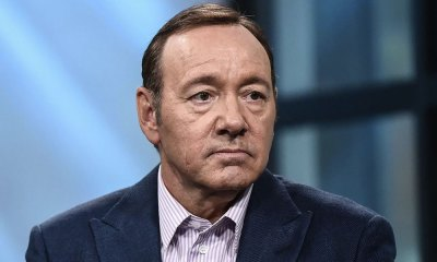 cargo contra Kevin Spacey