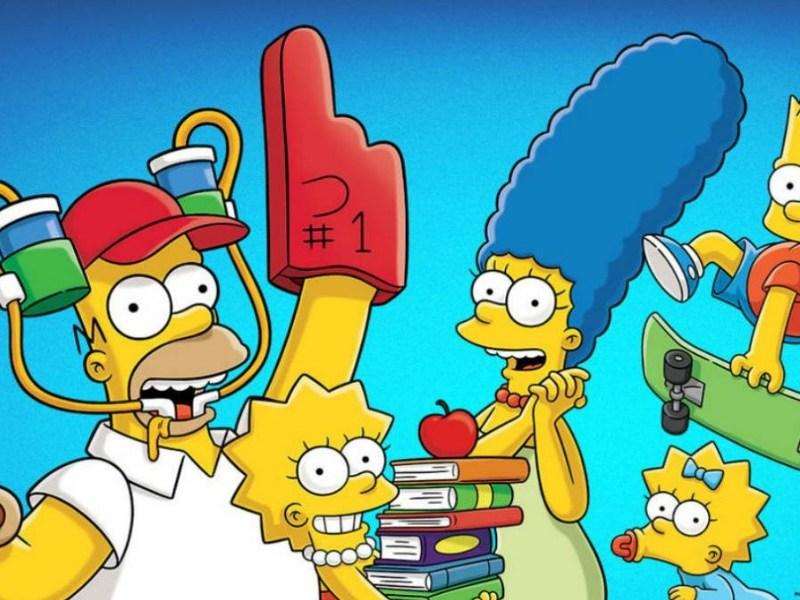 'Los Simpson' celebran 30 años