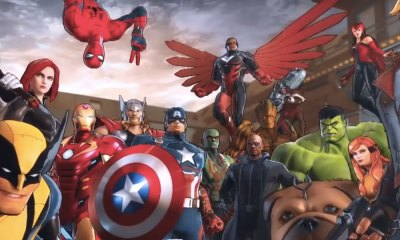 trailer de 'Marvel Ultimate Alliance 3'
