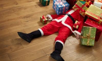 Niño denunció a Santa Claus