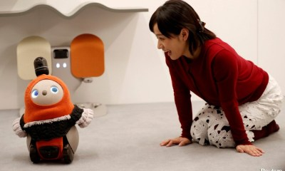 robot para combatir la soledad