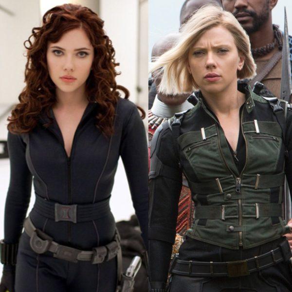 El #10YearsChallenge de los 'Avengers' muestra la evolución del MCU Avengers-10-Years-Challenge-05