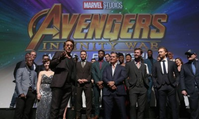 'Avengers' podrían conducir los Premios Oscar