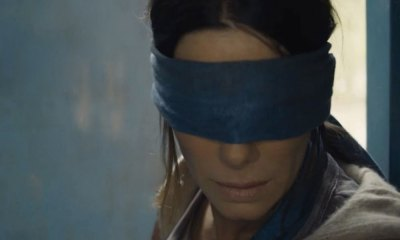 forma de los monstruos de 'Bird Box'