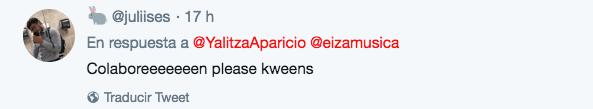 Yalitza Aparicio le contestó a Eiza González y ahora quieren que colaboren Captura-de-pantalla-2019-01-09-a-las-16.53.29