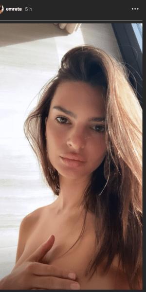 Vuelve a desafiar a Instagram, Emily Ratajkowski posó sin ropa Captura-de-pantalla-2019-01-12-a-las-11.57.44-287x500
