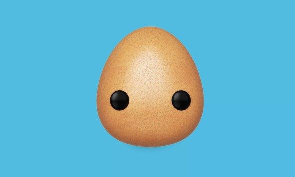 Funko del huevo de Instagram