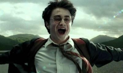 Harry Potter cumplió el sueño de niña
