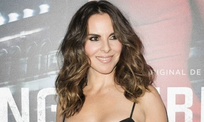 Kate del Castillo al estilo de 'The Simpsons'