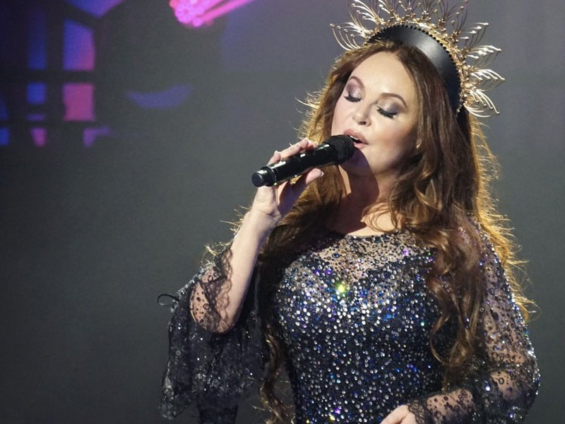 Sarah Brightman ofrecerá un concierto en la Ciudad de México