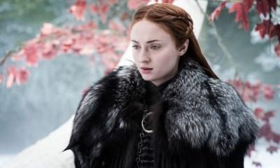 Sophie Turner reveló el final de 'Game of Thrones'.