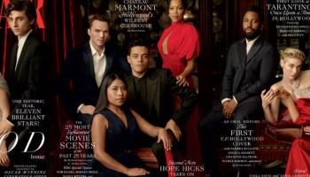 Yalitza Aparicio comparte portada con nominados al Oscar
