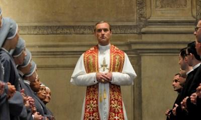 primer imagen de 'The New Pope'