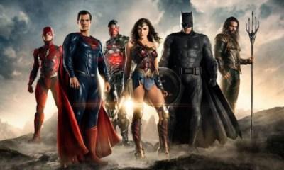 trilogía de 'Justice League'