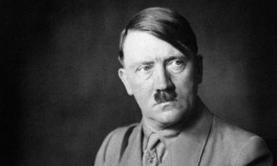 subasta de cuadros de Hitler