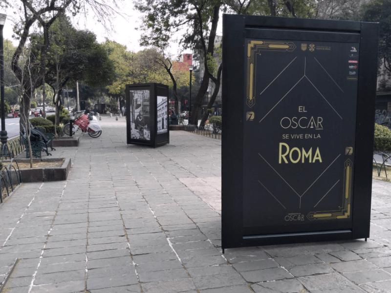 exposición fotográfica de 'Roma'