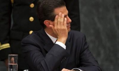 Enrique Peña Nieto usó zapatos de tacón