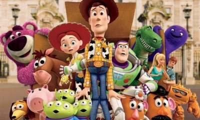 Keanu Reeves en 'Toy Story 4'