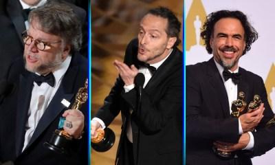 Mexicanos que han ganado un Oscar