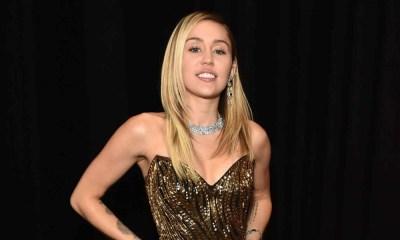 Miley Cyrus enseñó de más