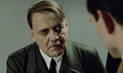 Murió el actor que interpretó a Hitler