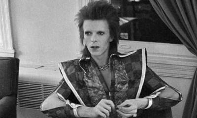 Película sobre David Bowie