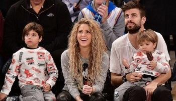 Shakira festejó su cumpleaños