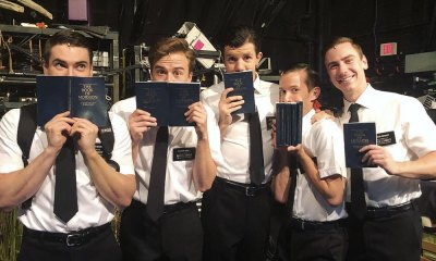 'The Book of Mormon' llegará a México