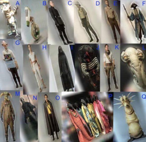 Imágenes filtradas de 'Star Wars: Episodio IX' dan pistas sobre la trama nuevos-disenos-star-wars-1549877079-617x600