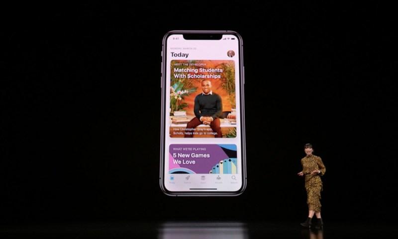 El nuevo servicio de streaming de Apple llegará en otoño Apple-Arcade-Benefits