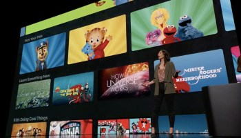 nuevo servicio de streaming de Apple, Apple TV +, evento Apple, Steve Jobs, Sillicon Valley