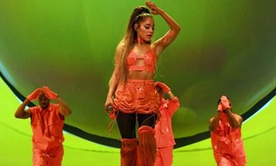 homenaje de Ariana Grande a su difunto ex novio Mac Miller