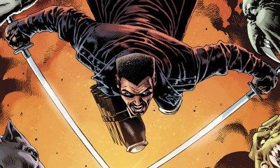 Marvel podría planear la película de 'Blade'
