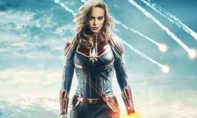 Captain Marvel se une oficialmente a los 'Avengers'