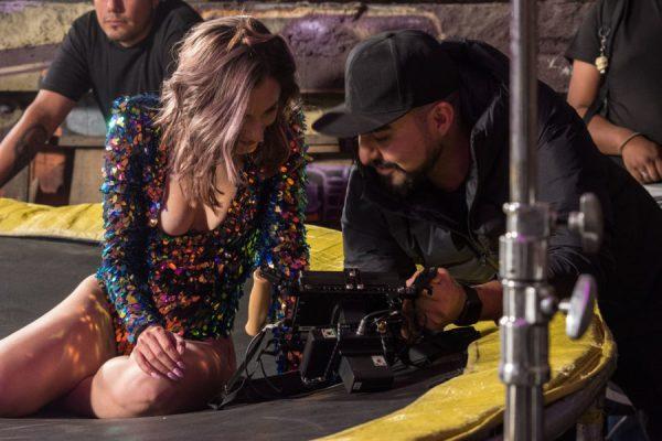 Dai Liparoti grabó el video de 'Salto Mortal' DSC_2132-600x400