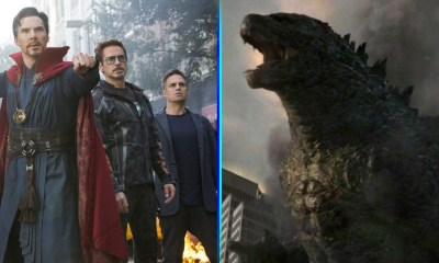 Director de 'Godzilla' planteó un crossover con 'Avengers'