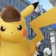 videojuego de 'Detective Pikachu'