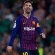 Messi presumió los Adidas de 'Game Of Thrones'