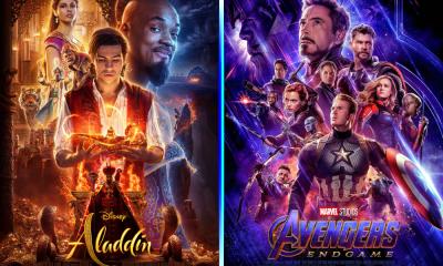 pósters de películas que son idénticos