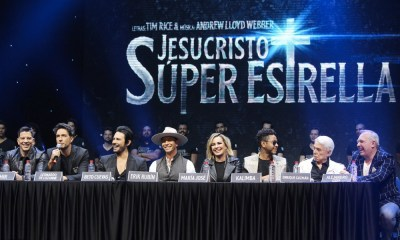 elenco de 'Jesucristo Súper Estrella'