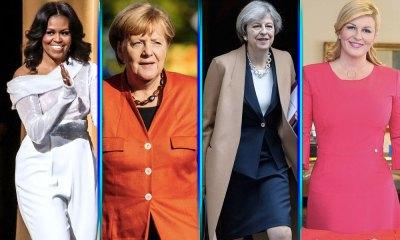 mujeres en la política