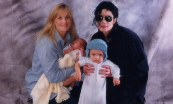 Prince y Paris no son hijos de Michael Jackson-2