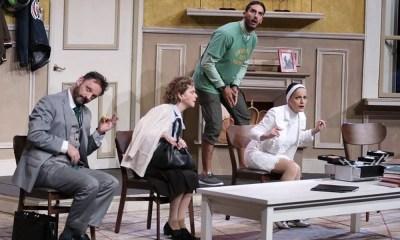 'Toc Toc' una obra de teatro