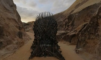 cuarto trono de 'Game of Thrones'